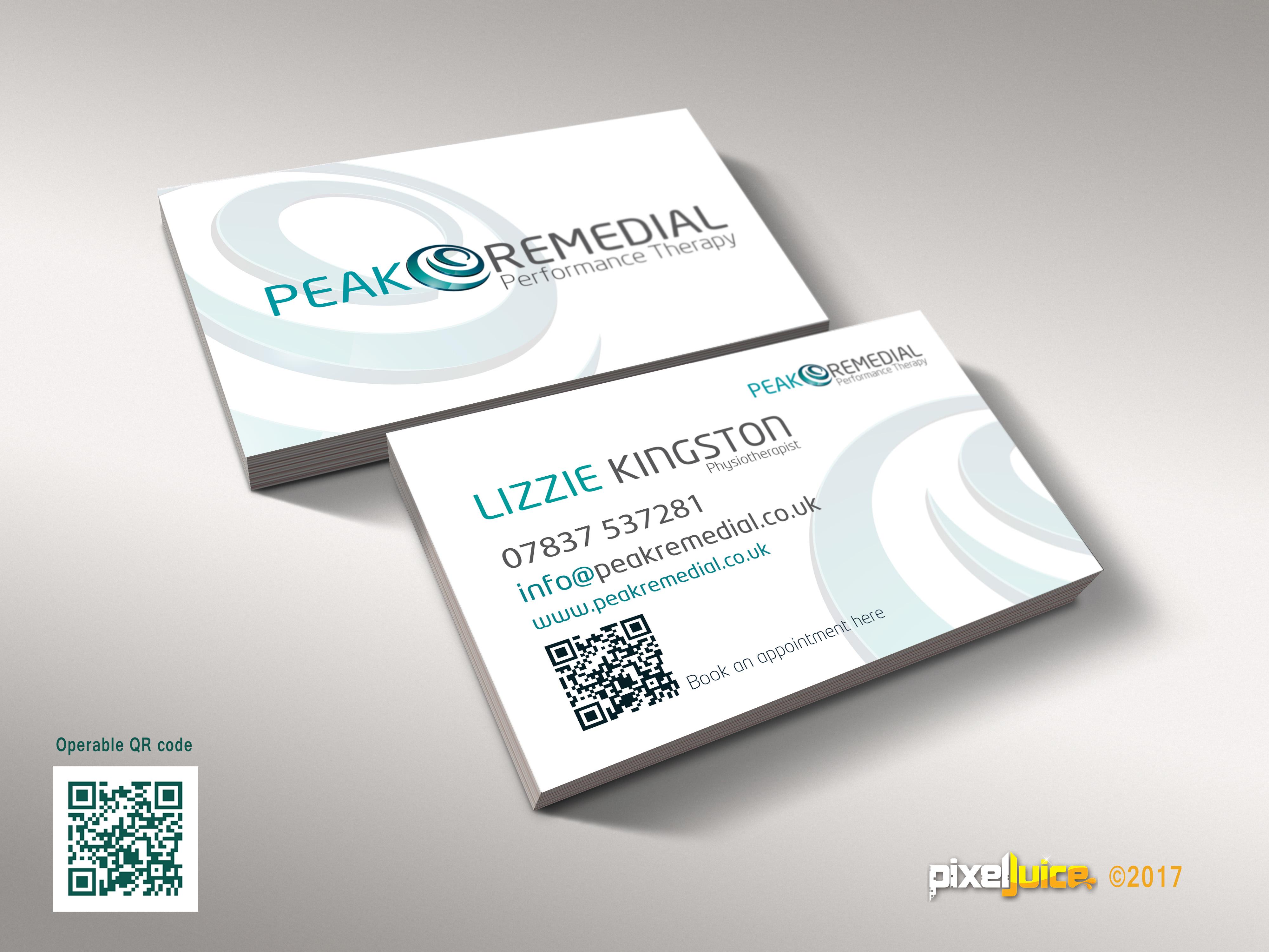 Peak Remedial – PixelJuice